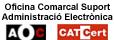 Oficina Comarcal Suport Administració Electrònica