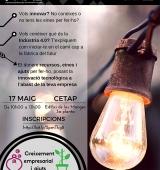 El CETAP acull una jornada sobre innovació tecnològica en petites i mitjanes empreses