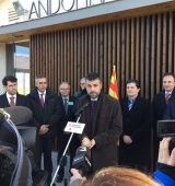 Entra en servei per a vols comercials l'aeroport d'Andorra - La Seu d'Urgell