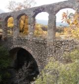 El pont i aqüeducte de Boixadera, a la vall de Cabó, declarat bé cultural d'interès local