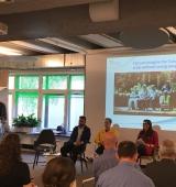 L'Alt Urgell exposa a Brussel·les la seva experiència del Programa Odisseu