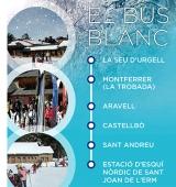 El Bus Blanc a Sant Joan de l'Erm ha iniciat la seva quarta temporada