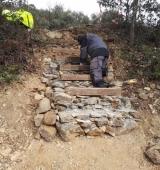 L'Alt Urgell arranja i desbrossa 200 quilòmetres de camins gràcies al programa Treball i Formació