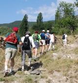 El projecte Camina Pirineus es presenta arreu de l'Alt Urgell i convida els ciutadans a participar-hi