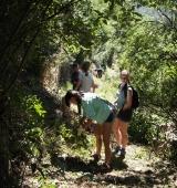Les Valls d'Aguilar organitza un camp de treball internacional