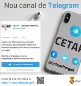 El CETAP obre un canal de Telegram adreçat al món de l'empresa, l'emprenedoria i el treball a l'Alt Urgell