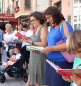La Fira del Llibre del Pirineu omple Organyà d'autors, editors, llibreters, bibliotecaris i lectors