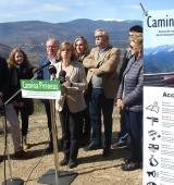 """L'Alt Urgell aconsegueix prop d'1,5 milions d'euros de finançament pel projecte """"Camina Pirineus"""""""