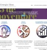 El projecte Pirinnowa'tt posa en marxa el web energiaibosc.com