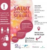 Es reprenen les atencions presencials a l'Espai de Salut Sexual de l'Oficina Jove de l'Alt Urgell