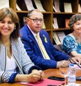 Presentació a Barcelona de la 22ª Fira del Llibre del Pirineu