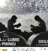 La Fira del Llibre del Pirineu proposa una lectura compartida a peu de carretera, a Organyà