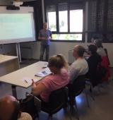 Tretze persones s'han format a l'Alt Urgell en energies renovables i millora de l'eficiència energètica