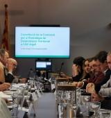Constituïda la Comissió Territorial per a l'Estratègia de Dinamització Territorial a l'Alt Urgell