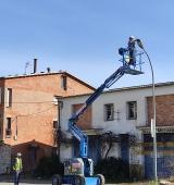 L'Alt Urgell comença a Coll de Nargó el canvi d'enllumenat públic del projecte Impulsa Energia