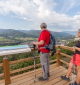 Enllestida la zona nord de la xarxa senyalitzada de camins de Camina Pirineus