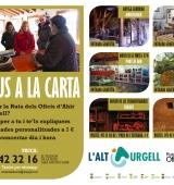 """L'Alt Urgell posa en marxa el servei """"Museus a la Carta"""""""