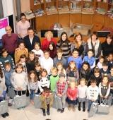 El Concurs Escolar de Nadales de l'Alt Urgell arriba a la 30a edició amb més de 2.000 obres
