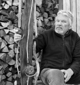 Mor l'escultor holandès Nico de Winter, establert a Ossera des de feia 37 anys