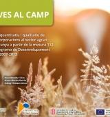 El Consorci Leader Alt Urgell-Cerdanya publica l'Estudi sobre les incorporacions de joves al sector agrari a Catalunya en el marc del projecte Odisseu