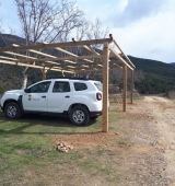 El projecte Camina Pirineus crea dos miradors panoràmics sobre la plana de la Seu d'Urgell