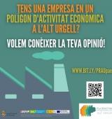 El PRAU vol saber en quin estat es troben els polígons d'activitat econòmica (PAEs) de l'Alt Urgell