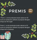 El projecte Mengem d'Aquí prepara un calendari d'Advent amb concurs a través d'Instagram