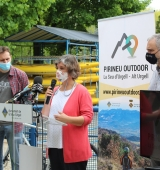 L'Ajuntament de la Seu i el Consell Comarcal de l'Alt Urgell presenten PIRINEU OUTDOOR