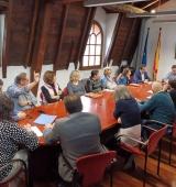 El Consell Comarcal de l'Alt Urgell aprova una moció de rebuig a la sentència contra els líders polítics i socials