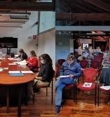Primer ple presencial del Consell Comarcal de l'Alt Urgell després del confinament