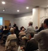 Les primeres presentacions de Camina Pirineus mostren l'interès ciutadà pel projecte