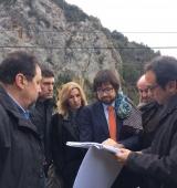 Les obres del túnel de Tresponts s'adjudicaran a mitjans d'aquest any