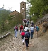 Els camins medievals de Valldarques, proper itinerari dels Dimecres coneixem l'Alt Urgell
