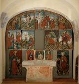 L'església i el retaule de Sant Julià dels Garrics obren les sortides al patrimoni de l'Alt Urgell