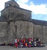 L'Alt Urgell inicia un nou cicle de sortides guiades al patrimoni  per a alumnes de primària