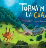 """Xavi Casals i Txema Díaz-Torrent presenten el llibre """"Torna'm la cua"""" a la Seu d'Urgell"""
