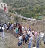 """Castellbò estrenarà la recreació històrica """"Arnau, el vescomte de ferro"""""""