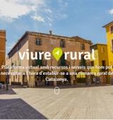"""El Consorci Alt Urgell-Cerdanya presentarà la plataforma virtual """"Viure a rural"""" aquest dijous a Barcelona"""