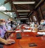 Representants de les oficines de turisme de l'Alt Urgell es reuneixen a la Seu per coordinar accions