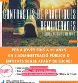L'Alt Urgell obre la convocatòria per contractar joves en pràctiques dins del programa de Garantia Juvenil