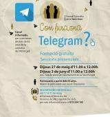 Taller gratuït sobre funcionament de Telegram adreçat a persones a partir de 65 anys
