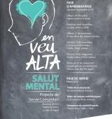 """""""En veu alta. Parlem de salut mental"""", nou projecte de Servei Comunitari"""