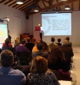 Excel•lent resposta a la primera Jornada de l'Àngel Inversor a l'Alt Urgell