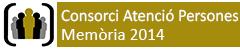 Consorci Atenció Persones Alt Urgell - Memòria 2014