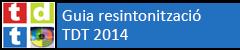 Resintonització TDT 2014