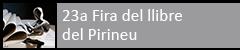 23a Fira del Llibre del Pirineu 2019
