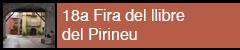 18a Fira del llibre del Pirineu