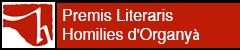 Premis literaris Homilies d'Organyà