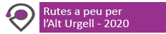 Rutes guiades Alt Urgell 2020